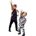 子供用 祭り衣装